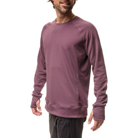 Houdini Black Out - T-shirt manches longues Homme - violet